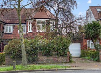 Thumbnail 3 bed semi-detached house for sale in Watford Road, Harrow-On-The-Hill, Harrow