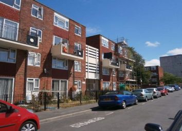 Thumbnail 4 bed flat to rent in Waterloo Street, Southsea