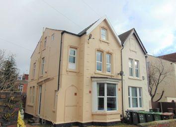 Thumbnail 1 bed flat to rent in 11 Beech Road, Bebington, Wirral, Merseyside