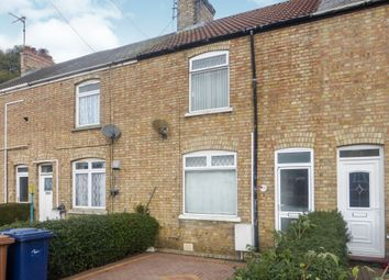 Thumbnail 2 bedroom terraced house for sale in Gaul Road, March