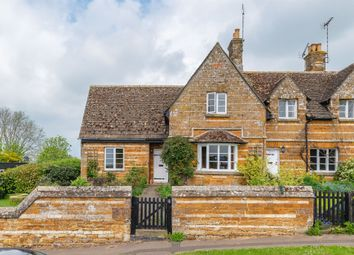 Thumbnail 3 bed end terrace house for sale in Main Street, Stoke Dry, Oakham