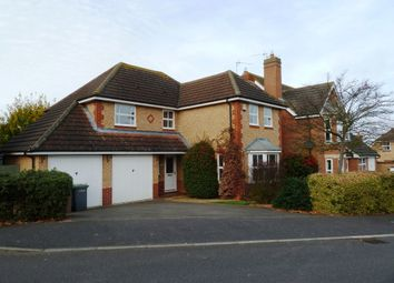Thumbnail 4 bed detached house to rent in Hermes Way, Sleaford