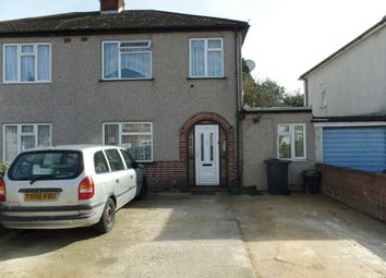 Thumbnail 4 bed semi-detached house for sale in Willow Tree Close, Hayes