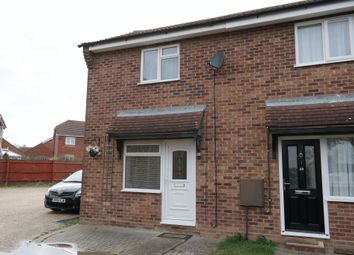 Thumbnail 1 bedroom terraced house to rent in Kipling Way, Stowmarket, Suffolk