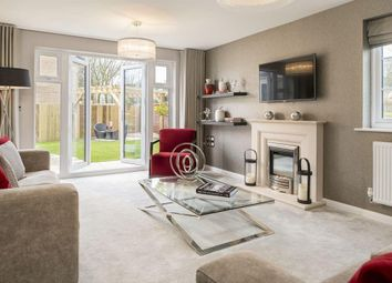 "Thumbnail 4 bed detached house for sale in ""Winstone"" at Wonastow Road, Monmouth"