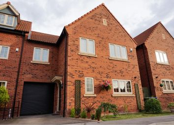 Thumbnail 4 bed link-detached house for sale in Gringley-On-The-Hill, Doncaster