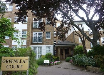 Thumbnail 2 bed flat to rent in Greenleaf Court, 17-19 Oakleigh Park North, Oakleigh Park, London