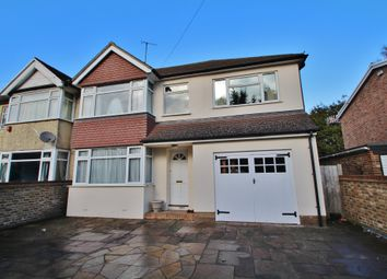 Thumbnail 5 bed semi-detached house for sale in Old Kingston Road, Tolworth, Surrey