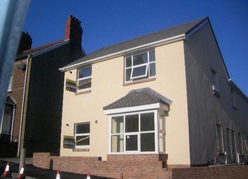 Thumbnail 2 bed flat to rent in Flat B, Faull Street, Morriston