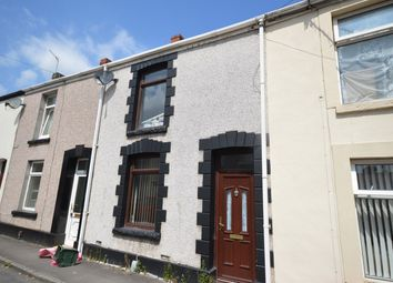 Thumbnail 2 bedroom terraced house to rent in Pegler Street, Brynhyfryd, Swansea