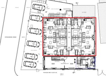 Thumbnail Land for sale in Rockingham Road, Corby