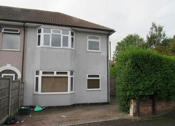 Thumbnail 5 bed end terrace house to rent in Tenth Avenue, Northville, Bristol