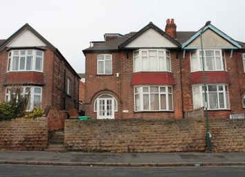 Thumbnail 7 bed semi-detached house to rent in Park Road, Lenton, Nottingham