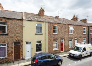 Thumbnail 2 bed terraced house for sale in Wolsley Street, Heslington Road, York