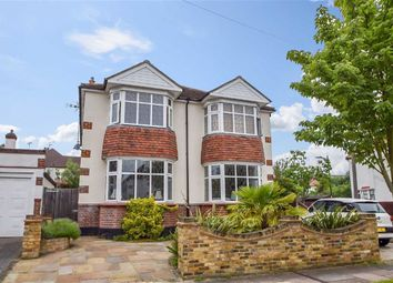 Thumbnail 4 bed detached house for sale in Braemar Crescent, Leigh-On-Sea, Essex