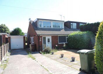 Thumbnail 4 bed semi-detached bungalow for sale in Eames Avenue, Radcliffe, Manchester, Lancashire