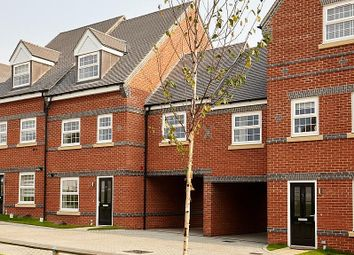Thumbnail 4 bed town house for sale in Cutbush Lane, Shinfield