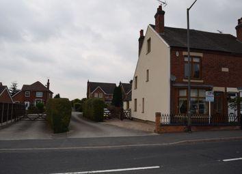 Thumbnail 3 bed cottage to rent in Woodville Road, Hartshorne, Derbys.