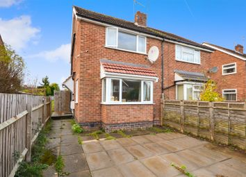Thumbnail 3 bed semi-detached house for sale in Pancras Close, Potters Green, Coventry