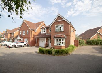 Kestrel Close, Kingsnorth, Ashford TN23. 4 bed detached house