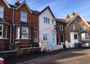 Thumbnail 2 bed flat for sale in Tennyson Road, Cowes