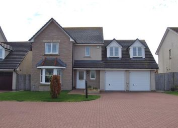 Thumbnail 4 bedroom detached house to rent in Schoolhill Drive, Portlethen, Aberdeen