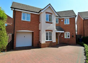 Thumbnail 4 bed detached house for sale in Basin Lane, Tamworth