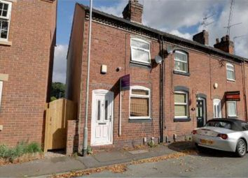 Thumbnail 2 bed terraced house for sale in Norbury Court, Church Street, Stone