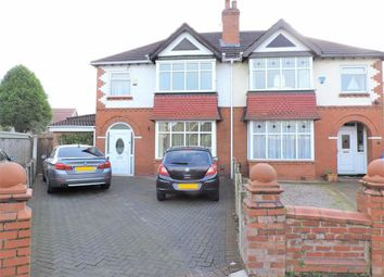 Thumbnail 4 bed semi-detached house for sale in Astor Road, Burnage, Manchester