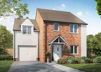 "Thumbnail 4 bed detached house for sale in ""The Lycett"" at York Road, Hall Green, West Midlands, Birmingham"