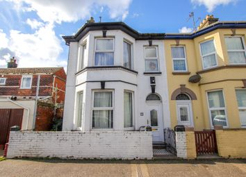 Thumbnail 3 bed end terrace house for sale in Saxon Road, Great Yarmouth