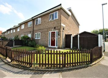Thumbnail 4 bed end terrace house for sale in Parklands Road, Wythenshawe, Manchester