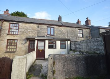 Thumbnail 1 bed property to rent in Railway Cottages, Brea, Camborne