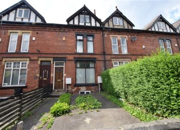 Thumbnail 4 bed terraced house for sale in Royal Park Avenue, Leeds, West Yorkshire