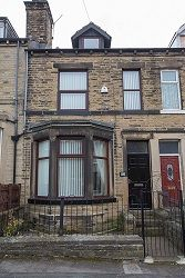 Thumbnail 4 bedroom terraced house for sale in Norman Terrace, Eccleshill, Bradford