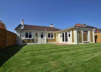 Thumbnail 4 bed detached bungalow to rent in Milton Green, Christchurch Road, New Milton
