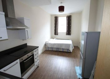 Thumbnail 1 bed flat for sale in Rutland Street, Leicester