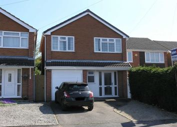 Thumbnail 3 bedroom detached house for sale in Banbery Drive, Wombourne, Wolverhampton