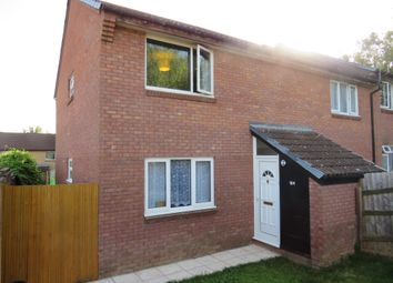 Thumbnail 1 bed flat for sale in Gainsborough Way, Yeovil