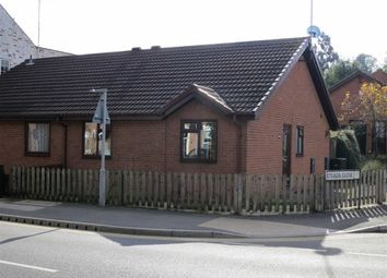 Thumbnail 2 bed semi-detached bungalow for sale in Station Road, Carlton, Nottingham