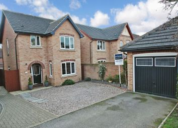 Thumbnail 3 bed detached house for sale in Abbey Gardens, Pontefract