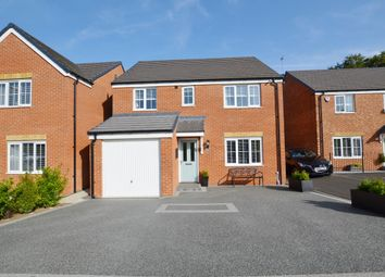 Thumbnail 4 bed detached house for sale in Kielder Drive, The Middles, Stanley