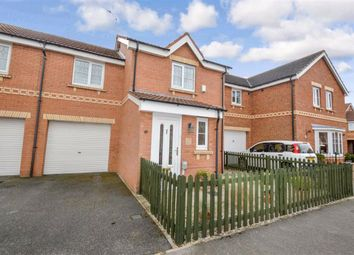 Thumbnail 3 bed semi-detached house for sale in Eildon Hills Close, Castle Grange, Hull