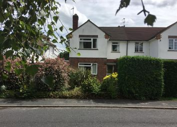 Thumbnail 3 bed semi-detached house for sale in Cabrera Avenue, Virginia Water