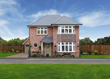 Thumbnail 3 bedroom detached house for sale in Eagle Drive, Tamworth, Staffs