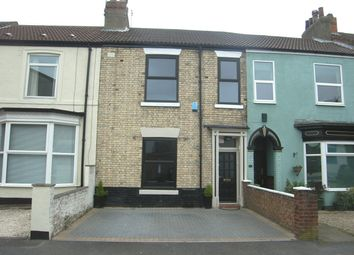 Thumbnail 4 bed terraced house for sale in Caroline Place, Hull