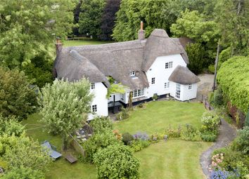 Thumbnail 3 bed detached house for sale in Jarvis Street, Upavon, Pewsey, Wiltshire