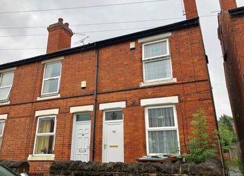 Thumbnail 3 bed terraced house to rent in Leonard Street, Nottingham