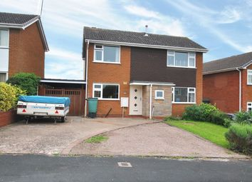 Thumbnail 3 bed detached house for sale in Emral Rise, Dothill, Telford, Shropshire