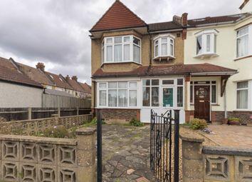 Thumbnail End terrace house for sale in Craigen Avenue, Croydon